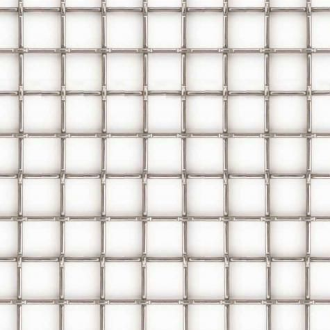 Elevator Panel Finish for Elevator Cab Interior Panels and Elevator Ceilings Metal Mesh Tartan